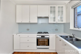 Light and bright HUGE one bedroom apartment  in the coveted Domain precinct!